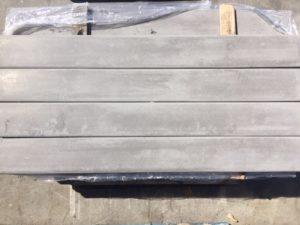 Plain Concrete Bars
