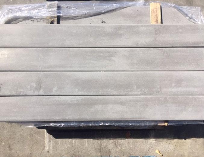 Plain Concrete Sleepers