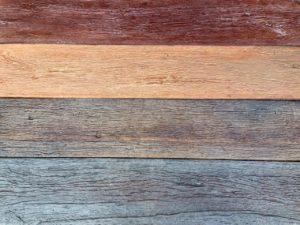 Woodgrain Concrete Bars