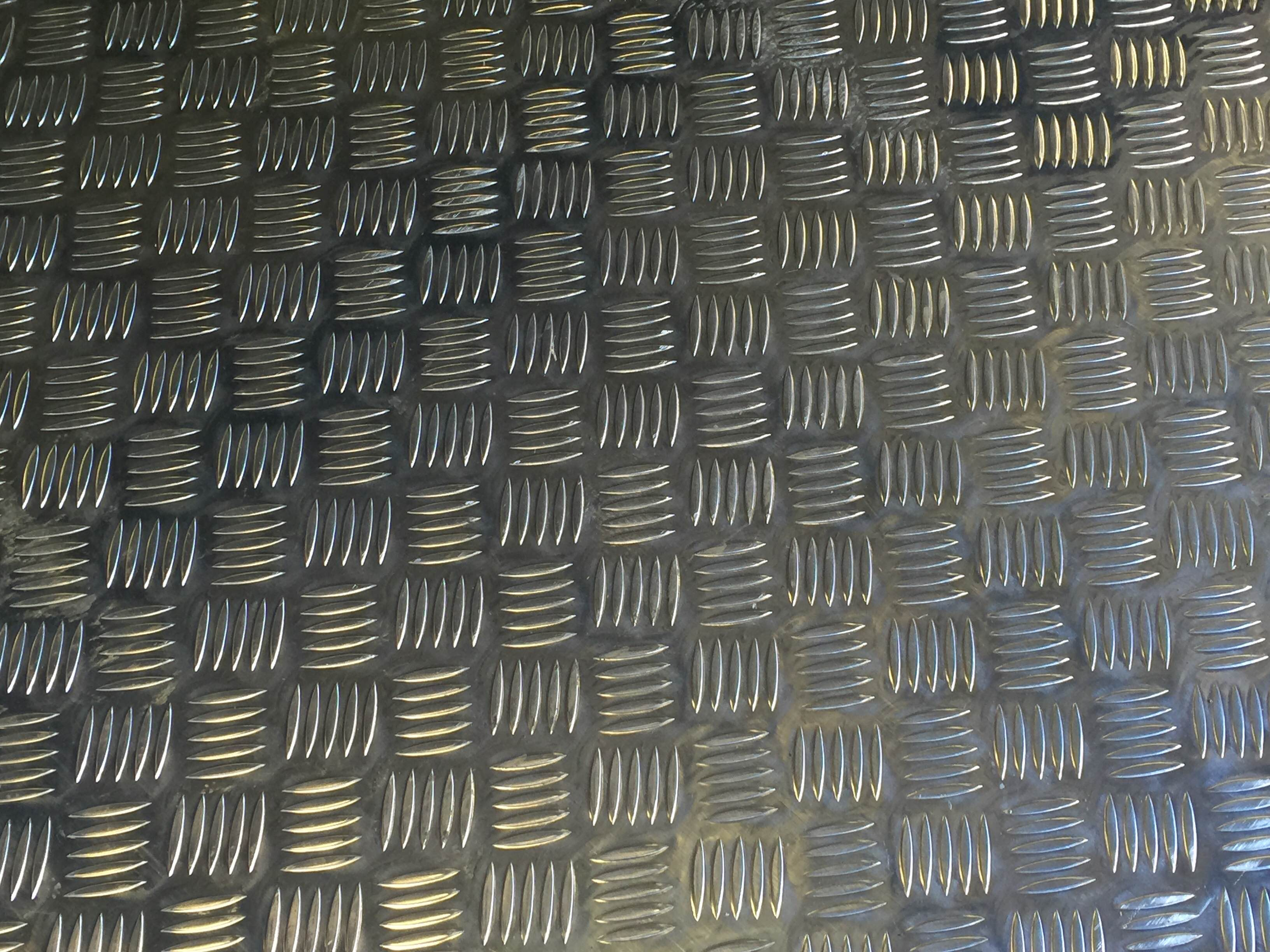 Aluminum Checker Plates