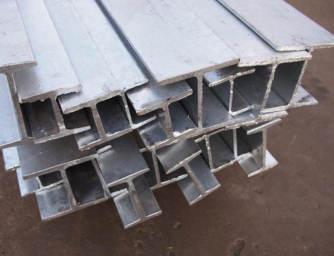 Galvanised Steel H Post