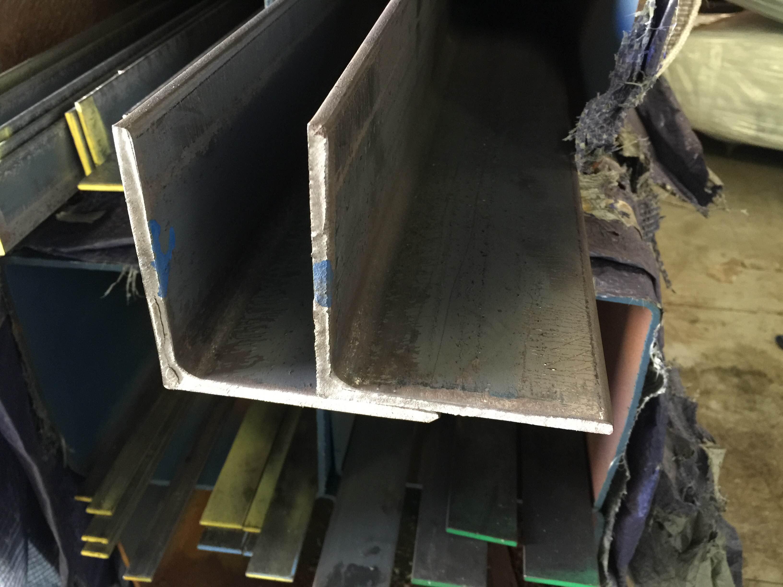 Steel Bar 6M
